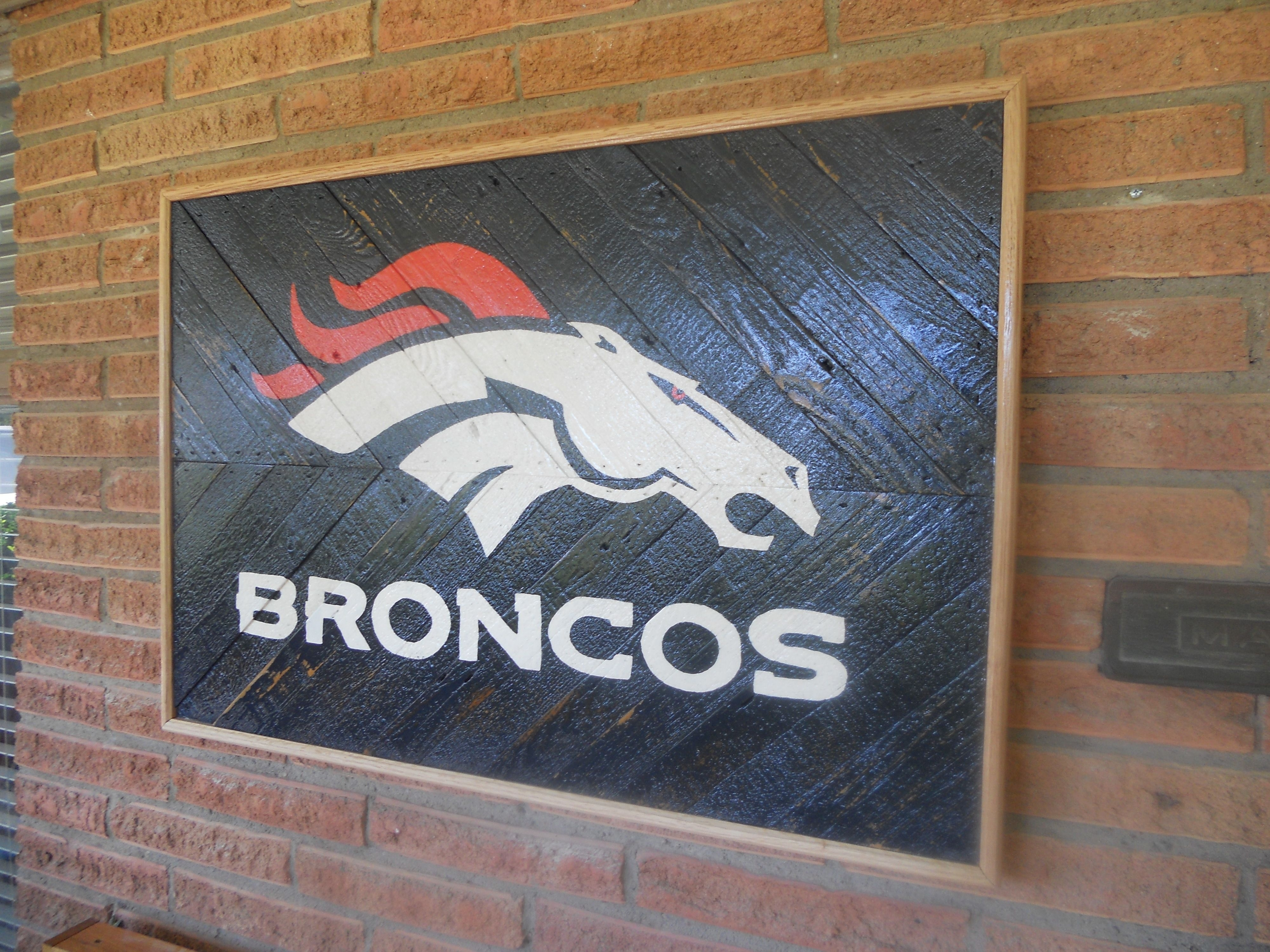 Broncos Wall Art – Www (View 17 of 20)