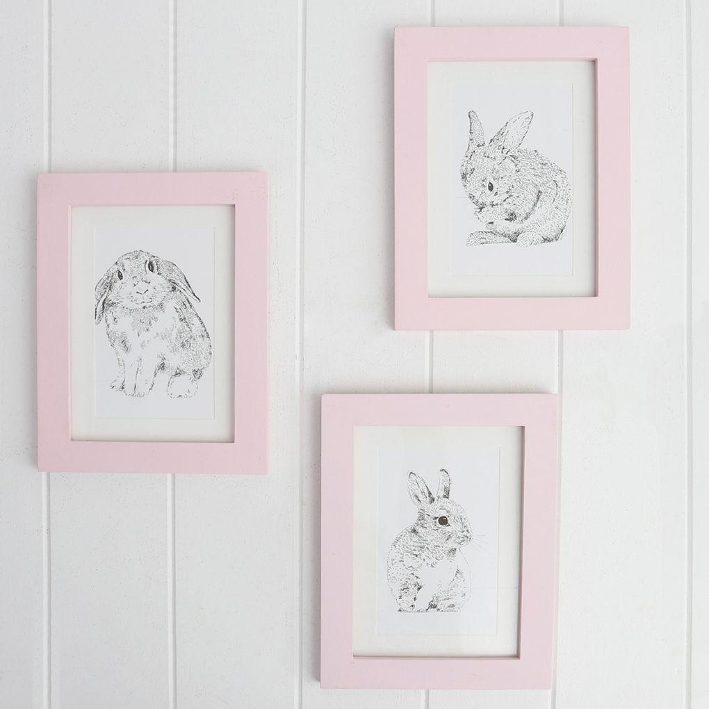Bunny Wall Art $14.95 Www.pillowtalk (View 9 of 20)