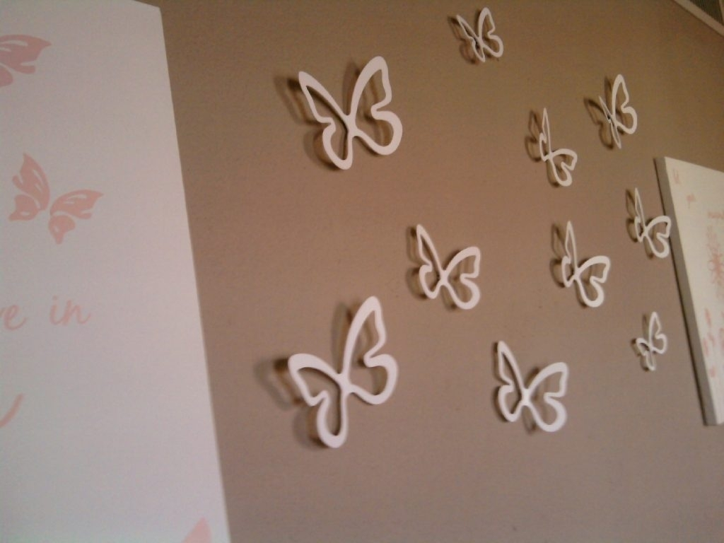 Butterfly Wall Art Target | Wallartideas With Most Popular Target Wall Art (View 3 of 15)