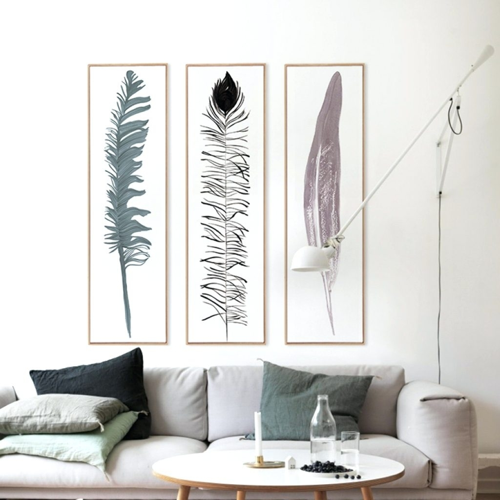 Canvas Large Vertical Wall Art : Andrews Living Arts – Fascinating Intended For Most Popular Vertical Wall Art (Gallery 2 of 20)