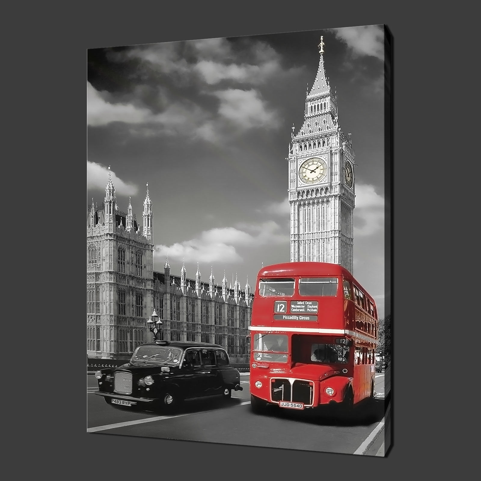 Canvas Print Pictures. High Quality, Handmade, Free Next Day Delivery (View 3 of 20)