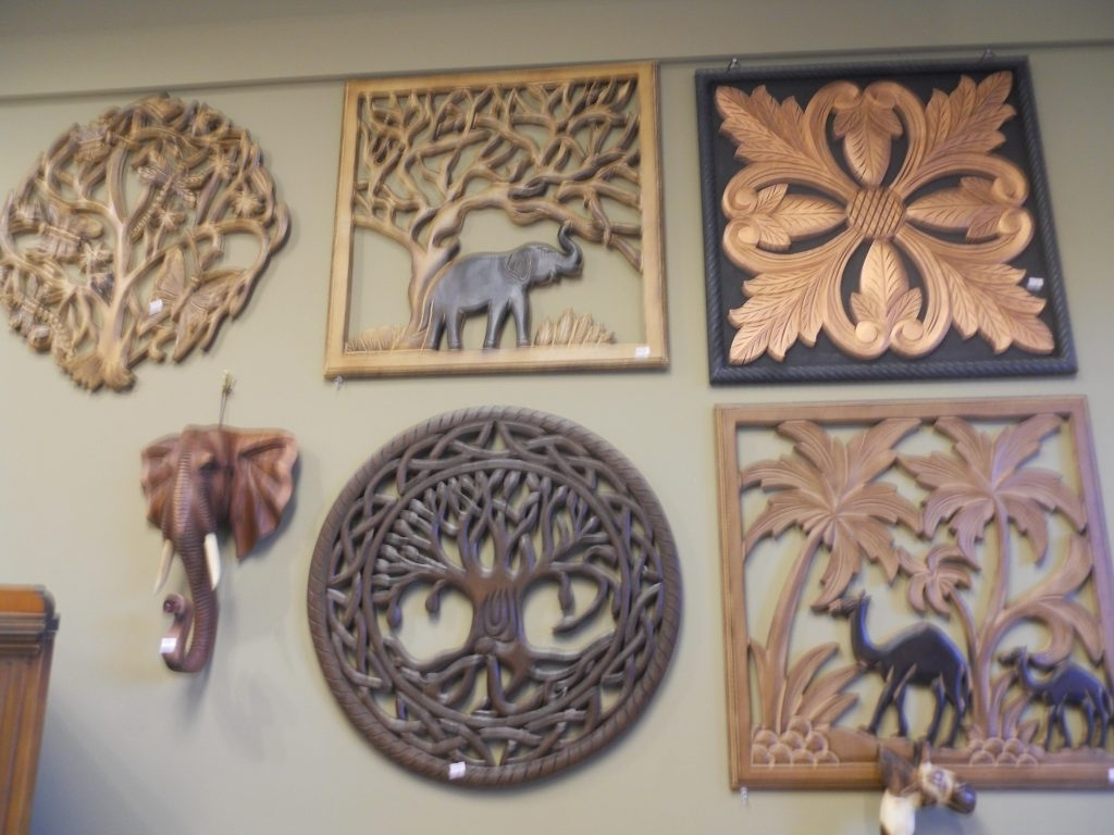 Carved Wood Wall Art Panels – Blogtipsworld Pertaining To Most Up To Date Wood Carved Wall Art (Gallery 7 of 20)