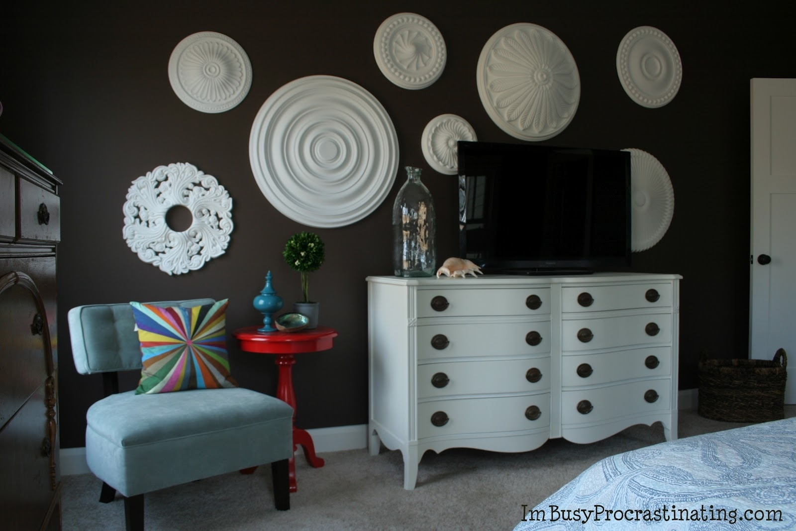 Ceiling Medallions As Wall Art – Elitflat Throughout Most Popular Ceiling Medallion Wall Art (View 5 of 15)