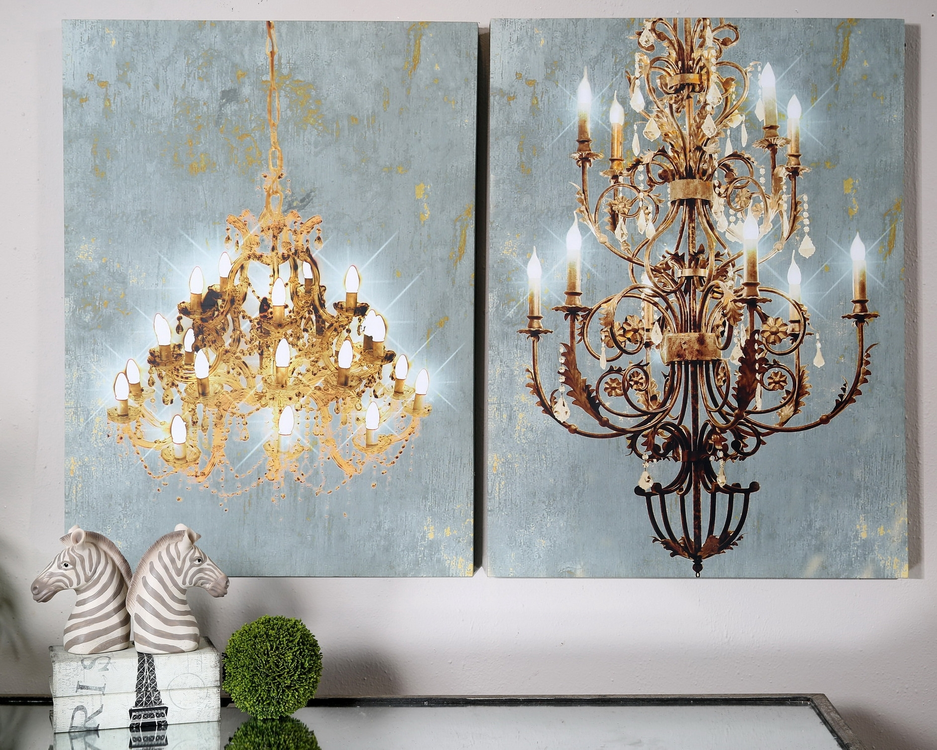 Chandelier Wall Art – Talentneeds – With Most Popular Chandelier Wall Art (View 6 of 20)