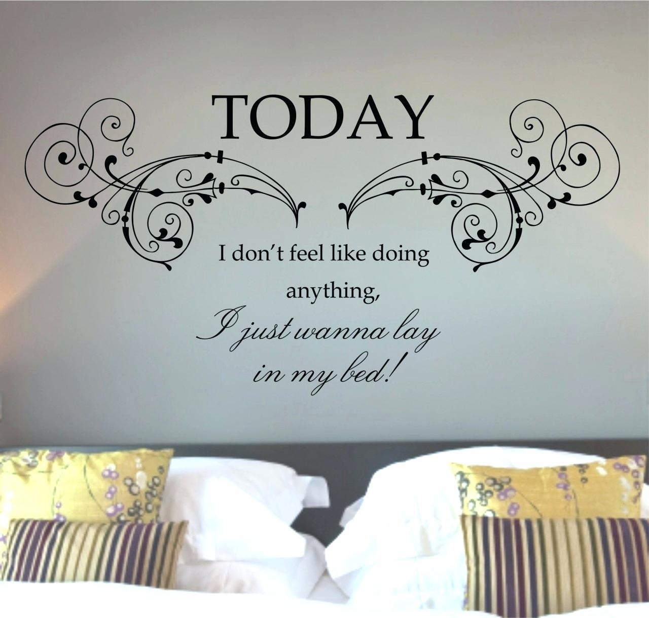 Charm Vinyl Wall Decals Vinyl Wall Art Quotes Vinyl Wall Decor Within Current Wall Art Quotes (Gallery 20 of 20)