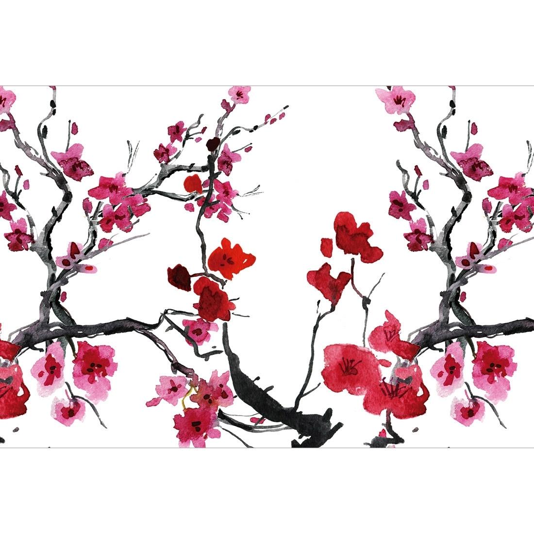 Cherry Blossom – Canvas Print – Wall Art – Australia In Most Recent Cherry Blossom Wall Art (View 6 of 20)