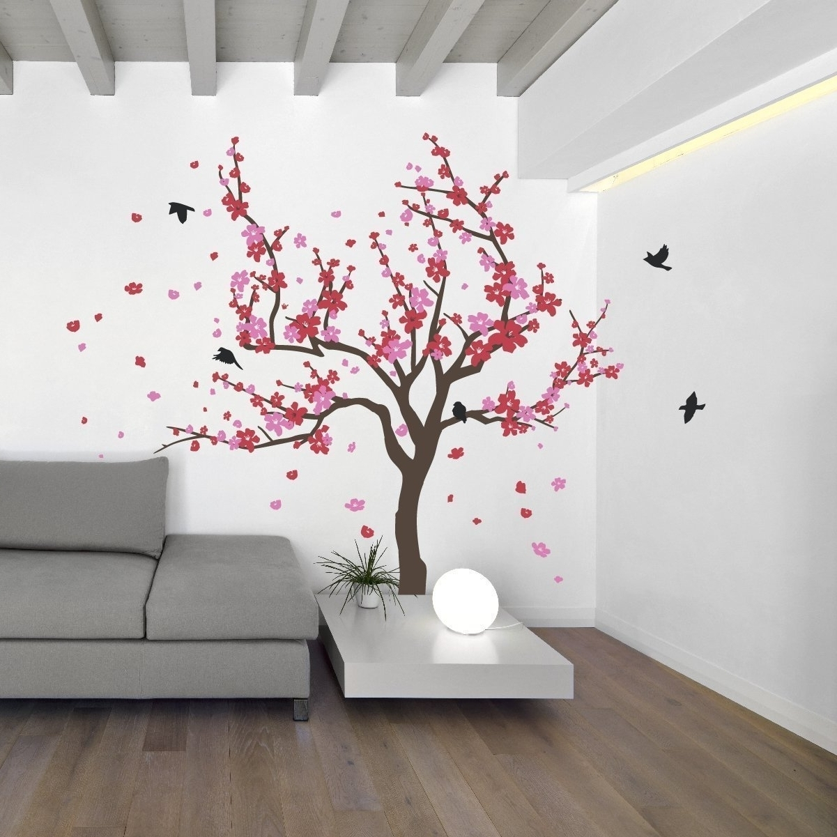 Cherry Blossom Wall Art – Amthuchanoi Throughout Best And Newest Cherry Blossom Wall Art (Gallery 5 of 20)