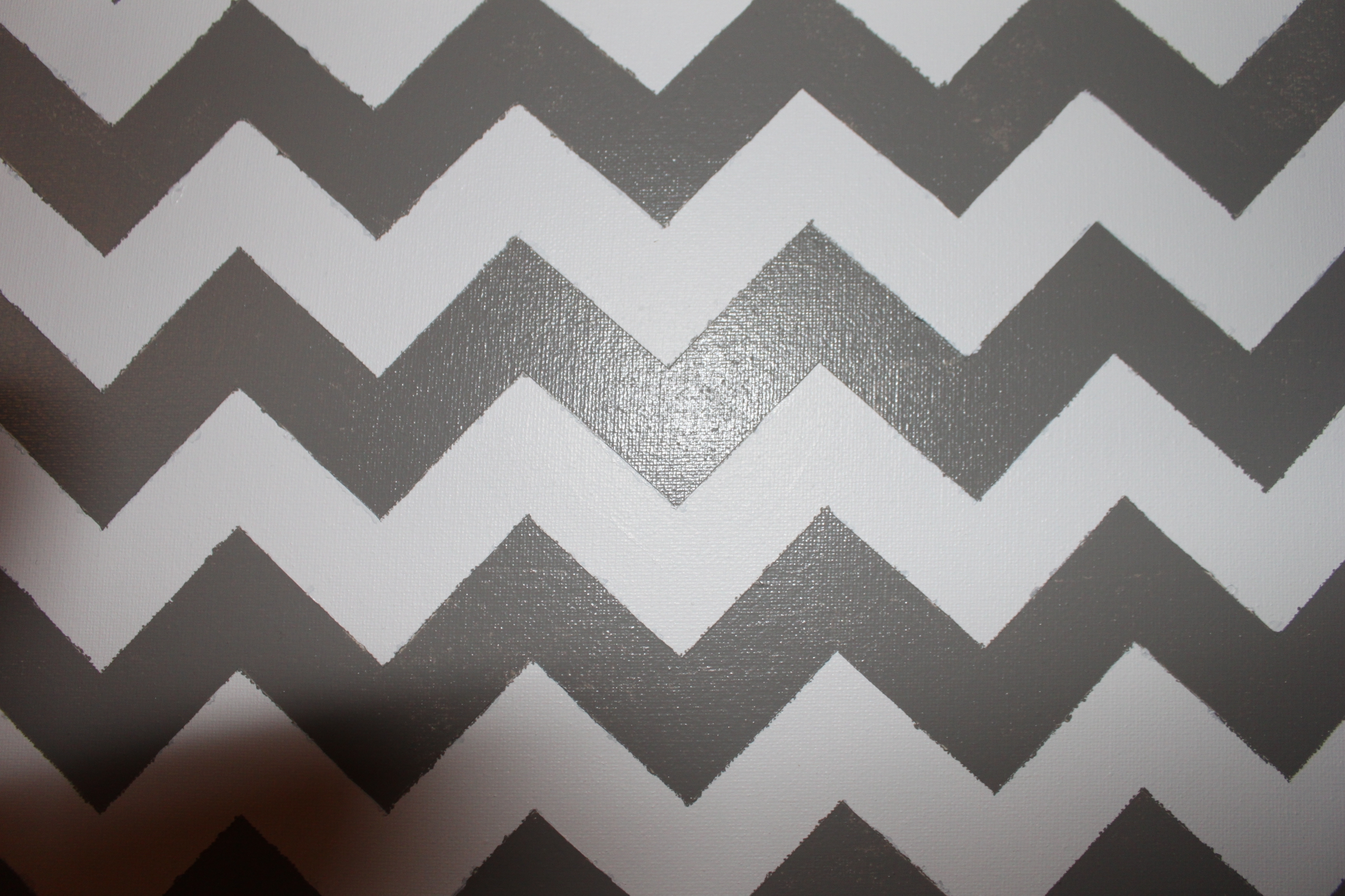 Chevron Wall Art | My Life As I Pin It For Most Recently Released Chevron Wall Art (View 9 of 20)