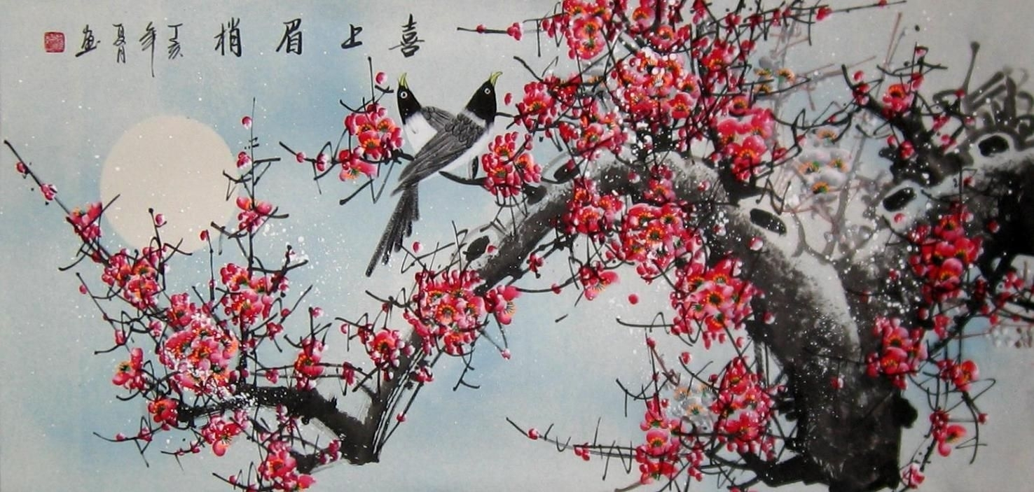 Chinese Wall Art – Prix Dalle Beton Inside Most Current Chinese Wall Art (View 10 of 20)