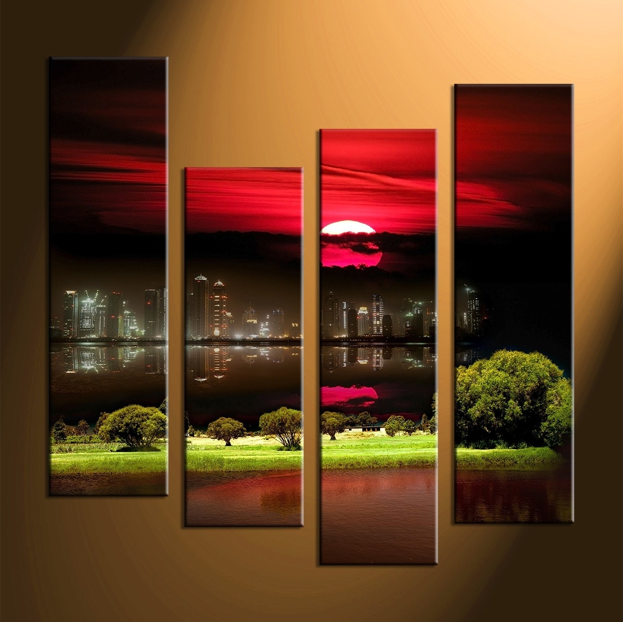 Featured Photo of Multi Piece Wall Art