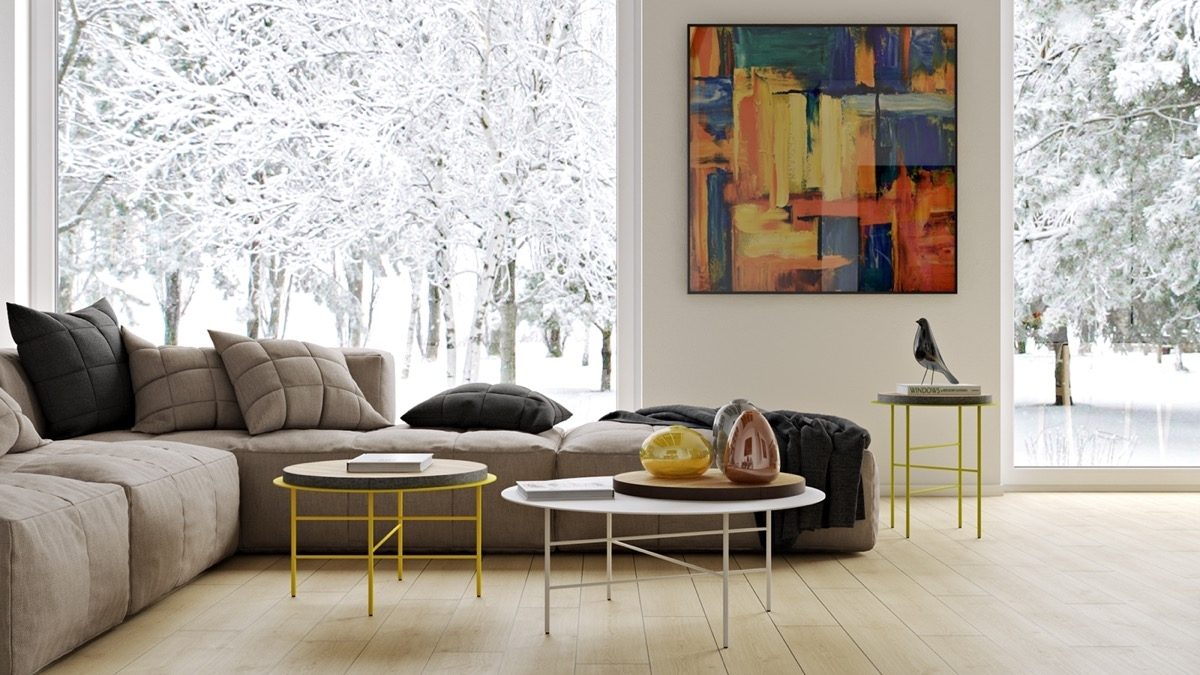 Cool Oversized Wall Art 21 Home Decor Ideas Feng Shui Small Living With Most Up To Date Framed Wall Art For Living Room (View 6 of 20)