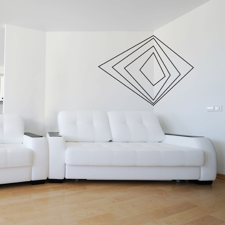 Featured Photo of Corner Wall Art