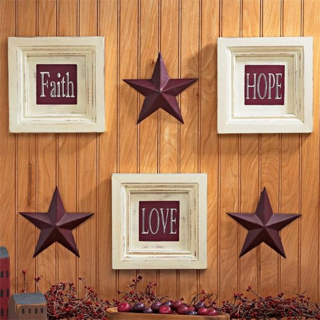 Country Wall Decor Ideas 1000 Ideas About Country Wall Decor On Regarding Current Country Wall Art (View 10 of 20)