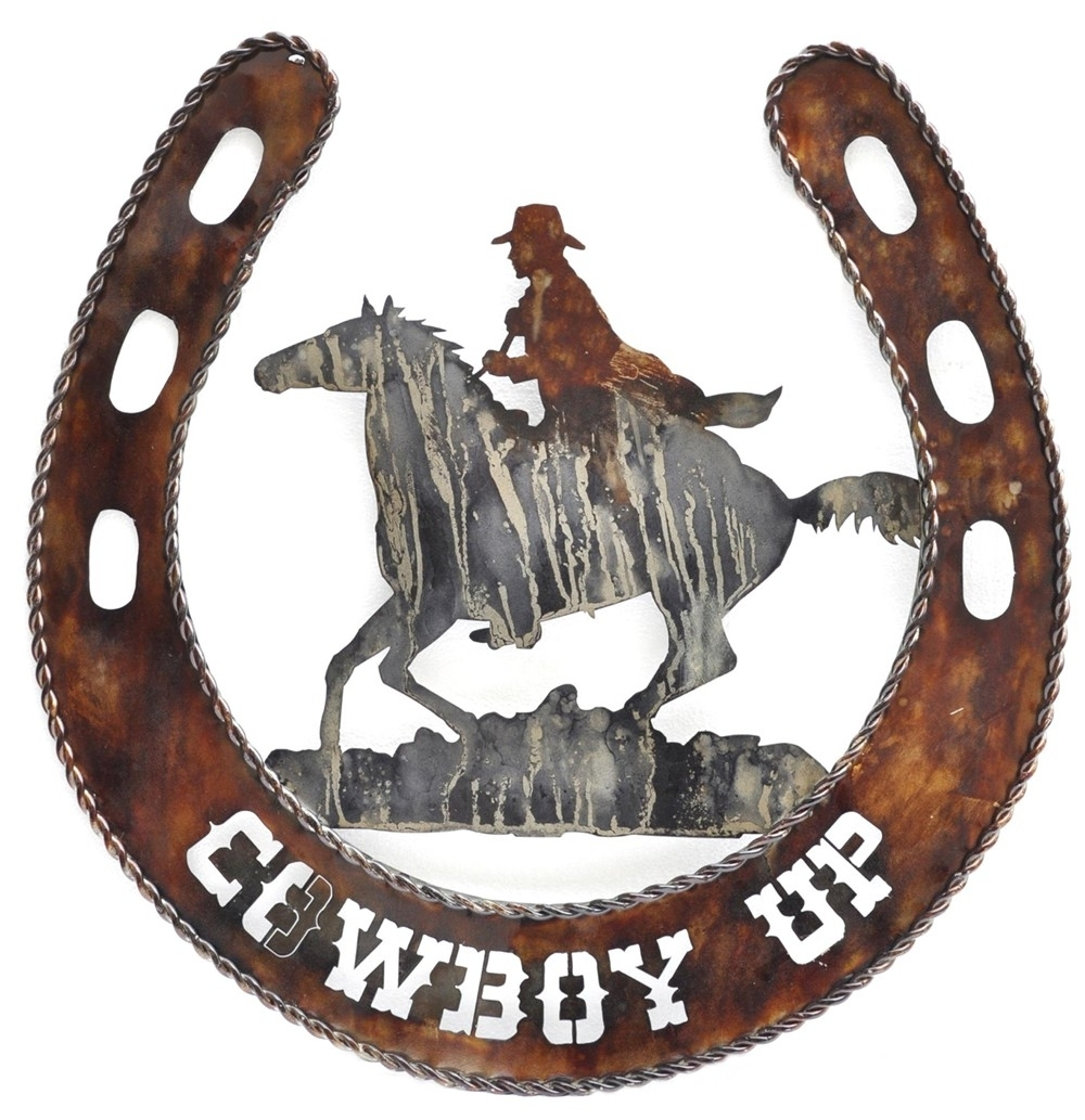 Cowboy Spirit Western Wall Art Regarding Most Up To Date Western Wall Art (Gallery 4 of 20)