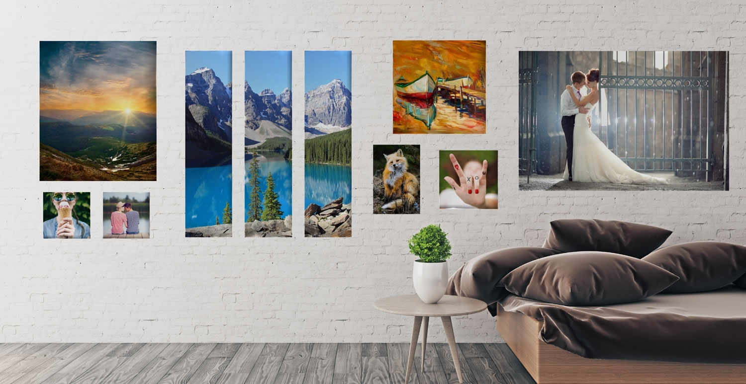 Custom Acrylic Prints – Prestophoto Regarding Most Recently Released Acrylic Wall Art (View 1 of 20)