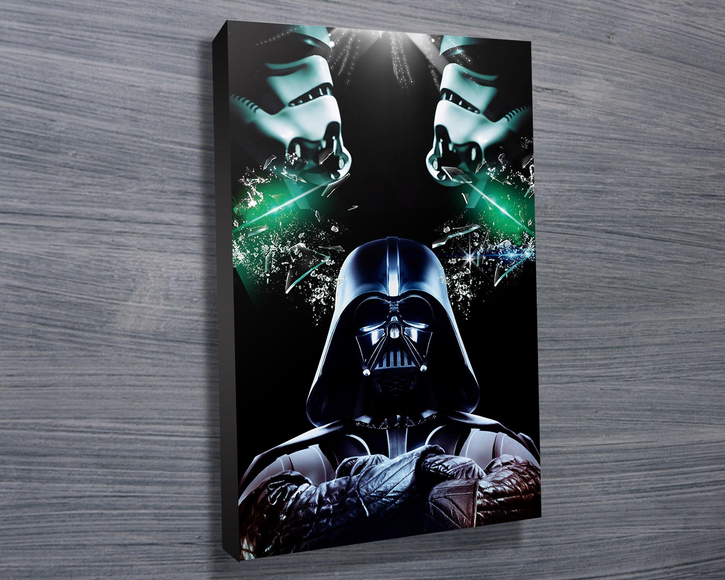 Darth Vader Pop Art | Star Wars Wall Art | Pinterest | Star Wars Art within Newest Darth Vader Wall Art