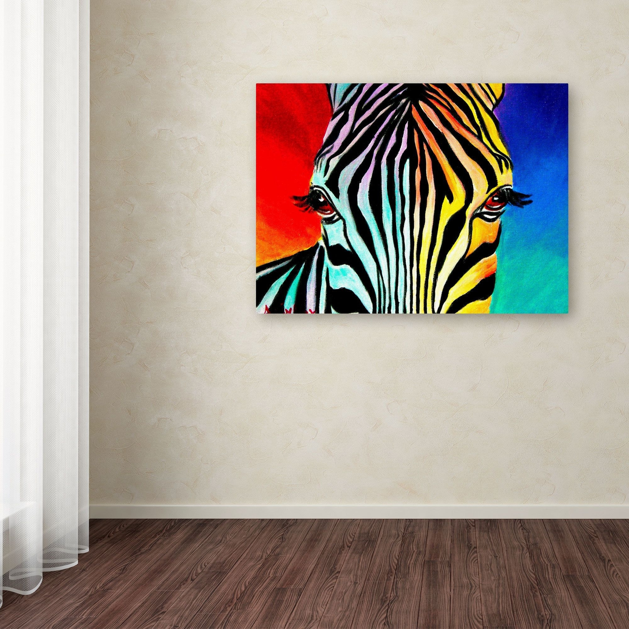 Dawgart Zebra Canvas Art Inspiration Of Overstock Wall Art | Wall Within Recent Overstock Wall Art (View 2 of 20)