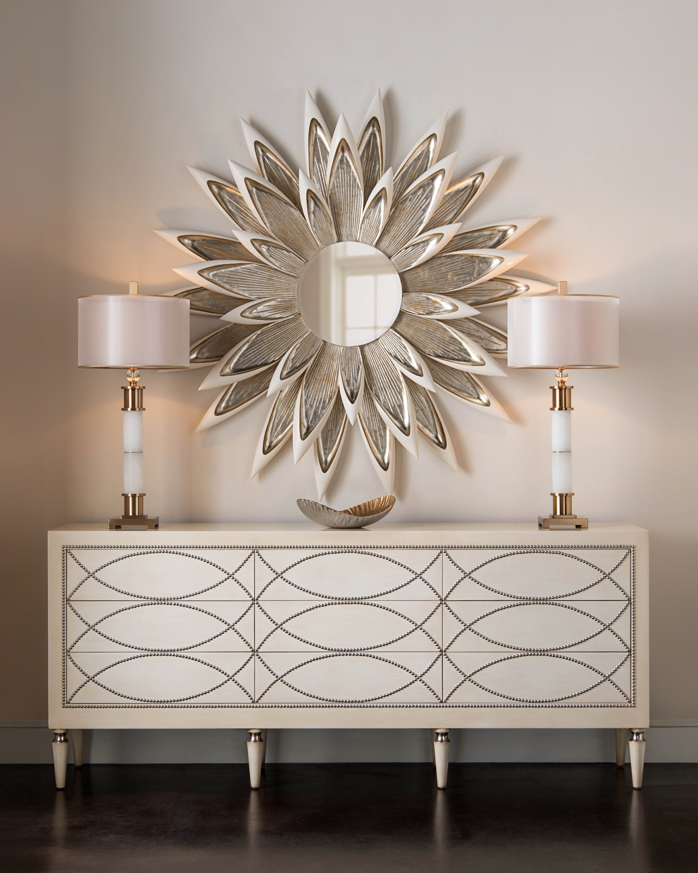 Decor: Sunburst Mirror Kirklands Wall Art Metal With Modern Chest With Regard To 2018 Kirklands Wall Art (View 6 of 15)