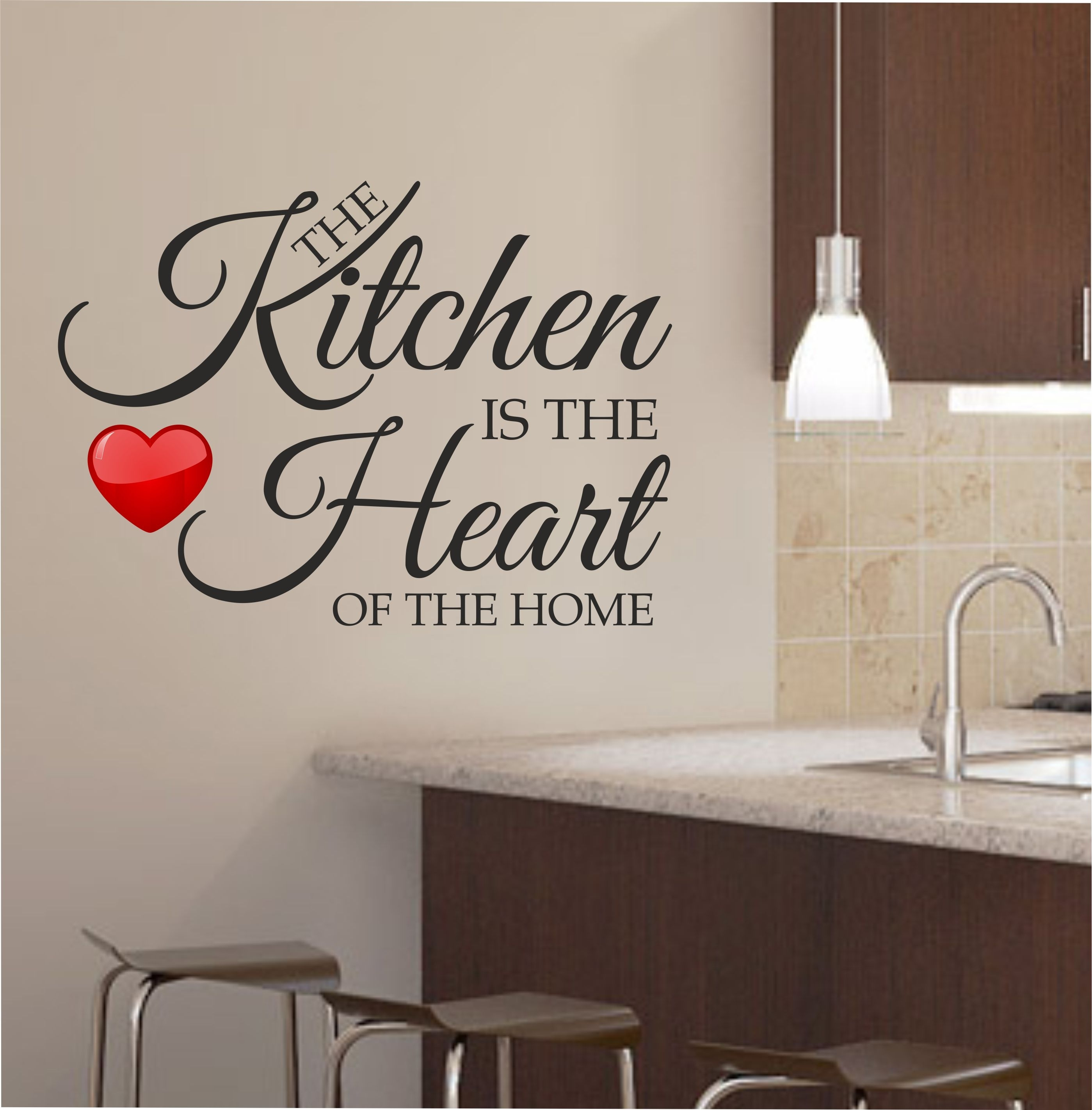 Decorate Your Kitchen With Appealing Kitchen Wall Art – Designinyou Inside Recent Wall Art For Kitchen (Gallery 1 of 20)