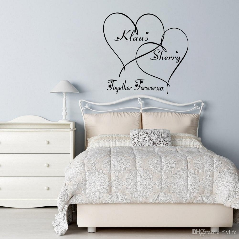 Decorating Bedroom Wall Art — Bedroom Design Interior : Bedroom Intended For Newest Wall Art For Bedroom (View 6 of 15)
