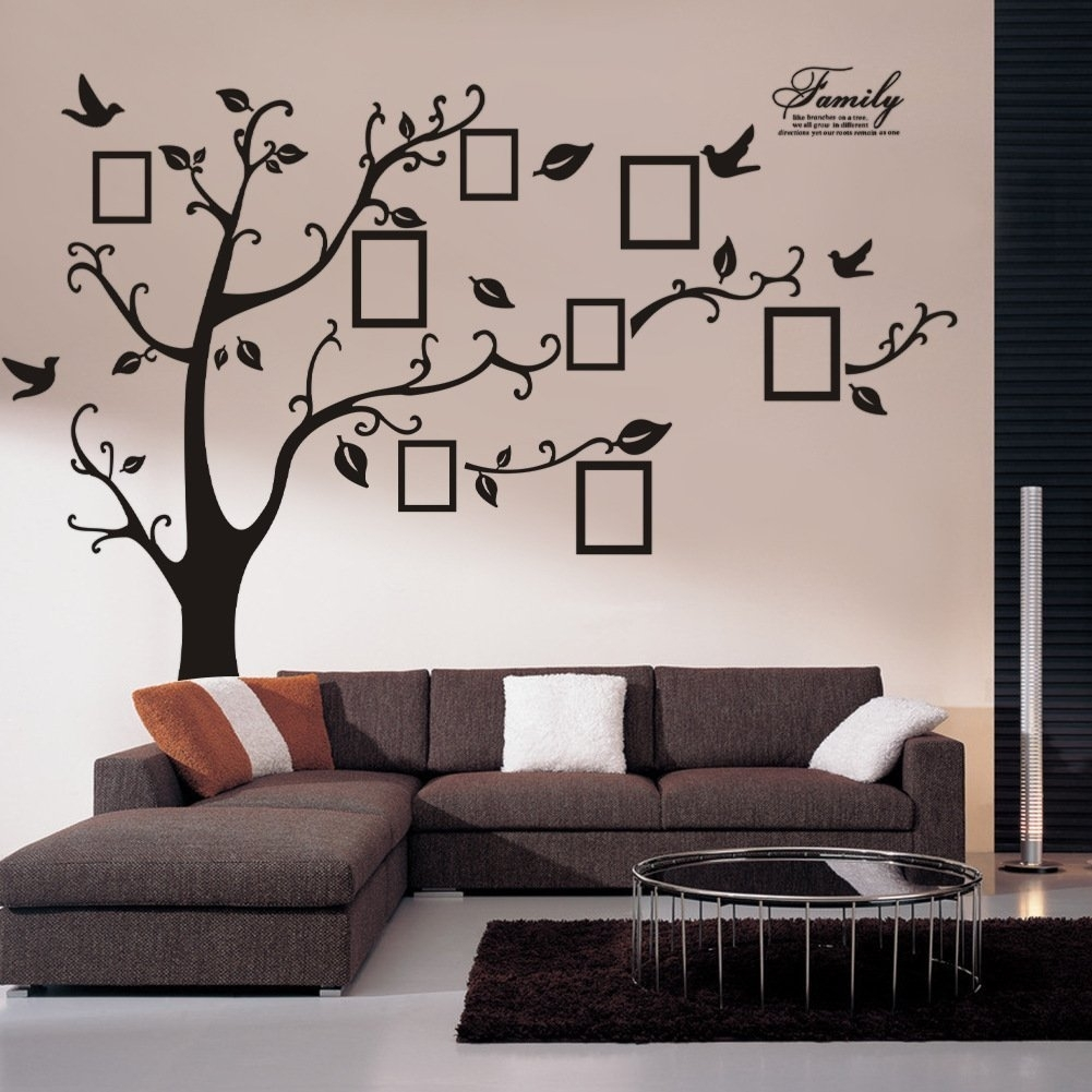 Decorative Wall Decals Wall Stickers Wall Decor – The Useful In Most Popular Wall Art Decals (View 3 of 15)