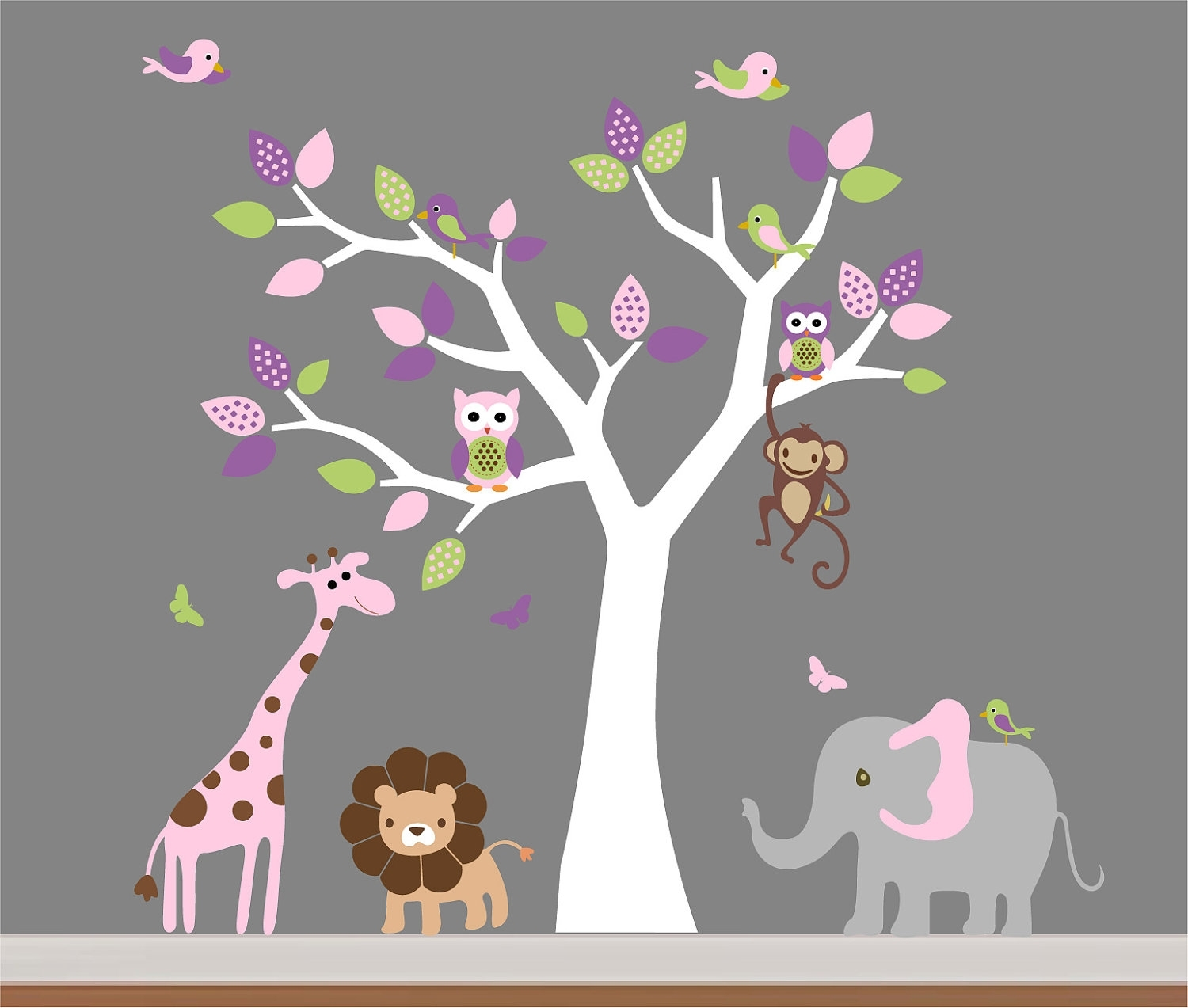 Design Your Room With Some Amazing Bedroom Wall Stickers Throughout Most Current Baby Room Wall Art (View 9 of 20)
