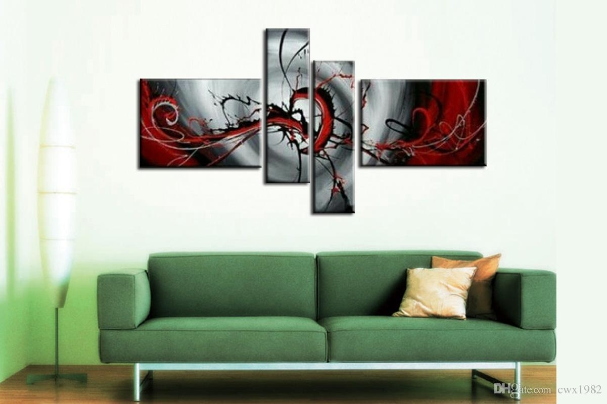 Discount Wall Art Household Goods Painting Manual Arts Composition Inside Newest Discount Wall Art (View 12 of 20)