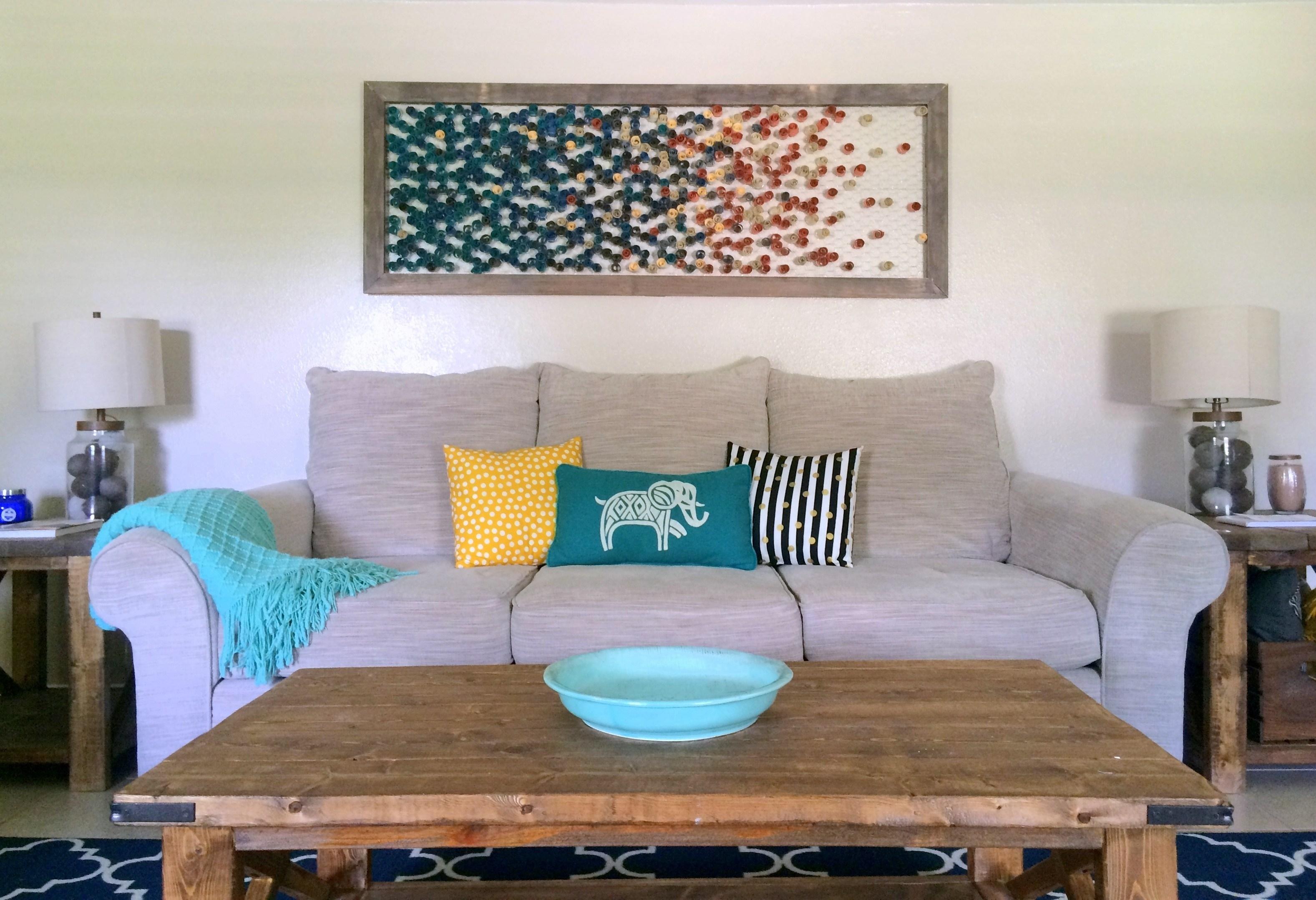 Diy Living Room Wall Art Diy Living Room Wall Art Diy Framed Paper pertaining to 2017 Framed Wall Art For Living Room