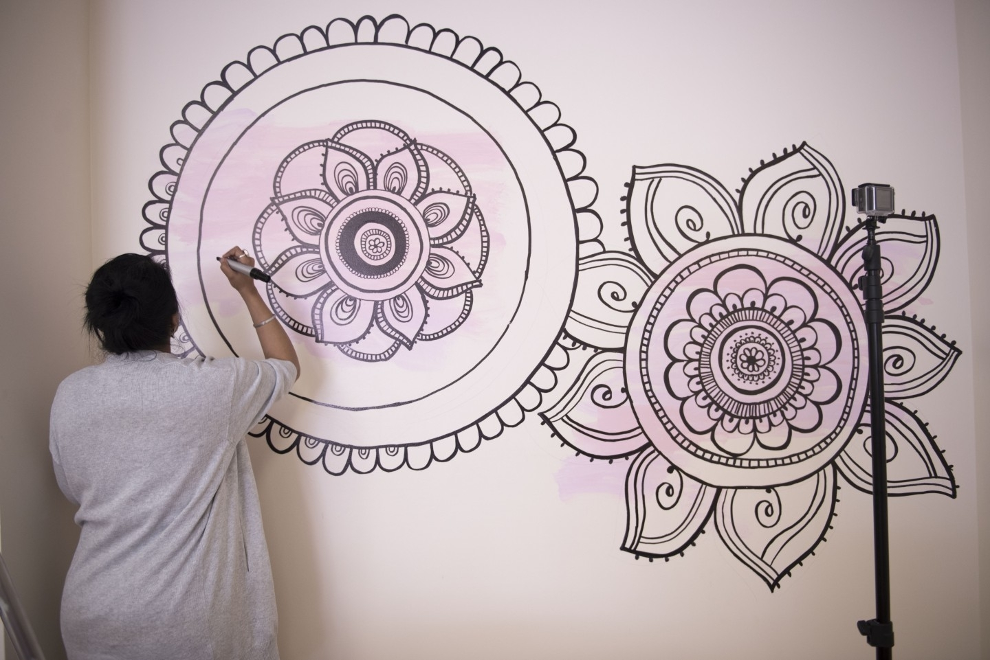 Featured Photo of Mandala Wall Art