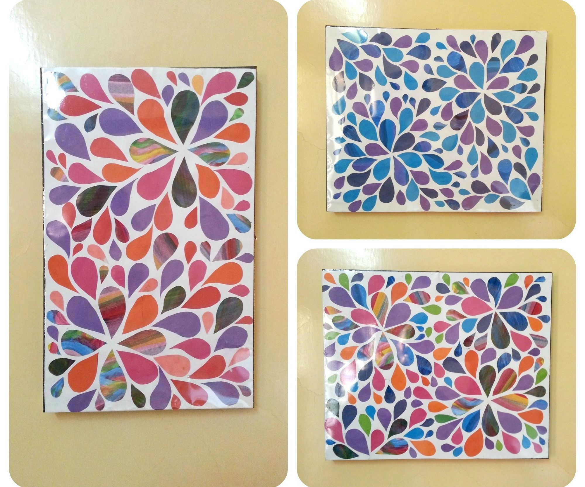 Diy Paper Crafts In Latest Paper Wall Art (View 11 of 20)
