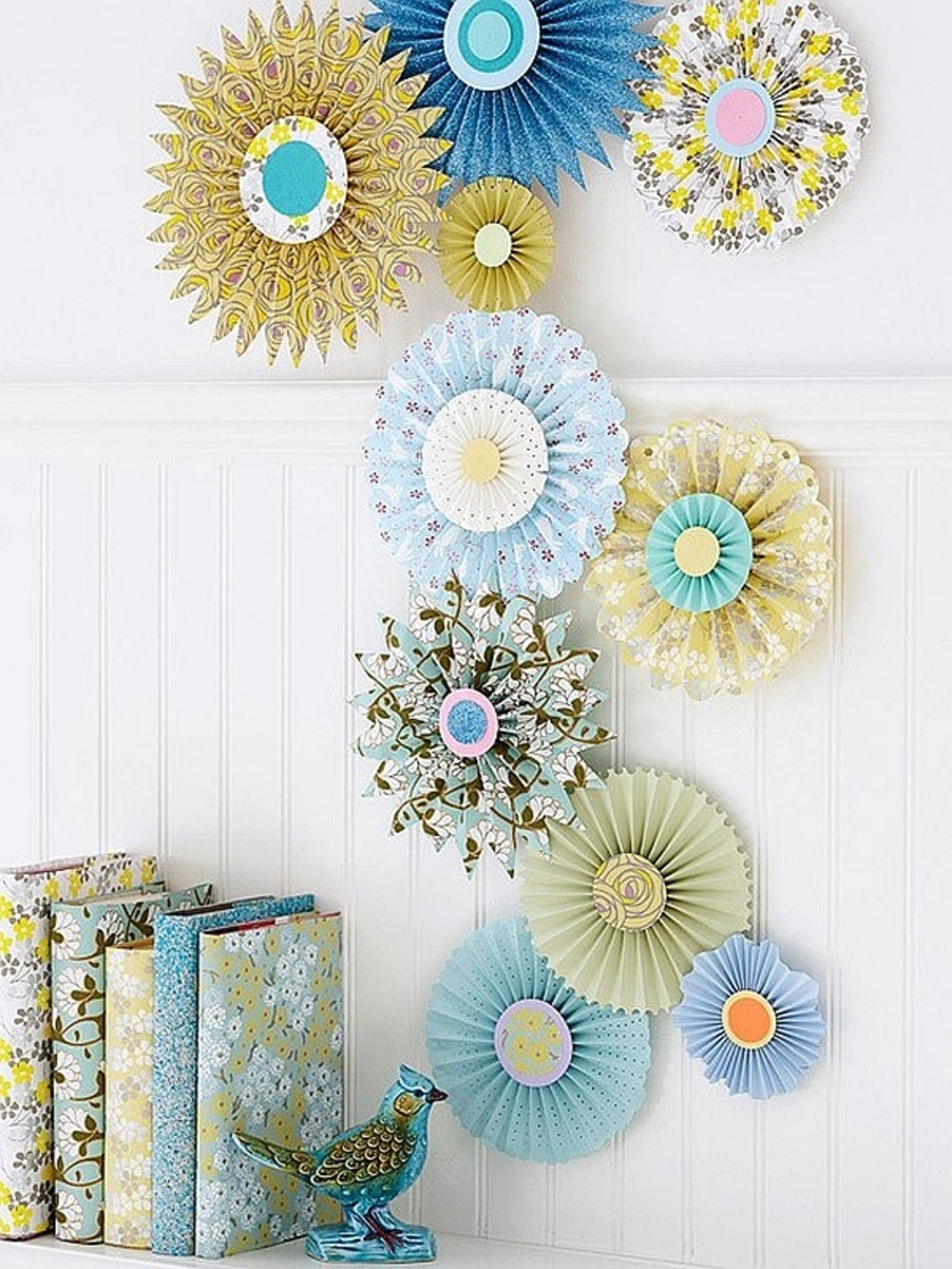 Diy Projects: Paper Wall Art Crafts – Paper Inspired Décor: Fun Ways With Most Recent Paper Wall Art (View 11 of 20)