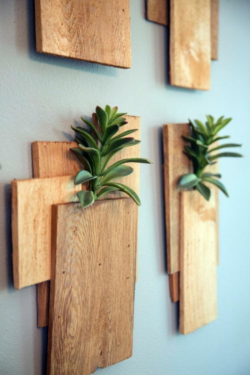 Diy Projects Wood Wall Custom Wooden Wall Decoration Ideas Home Pertaining To Newest Personalized Wood Wall Art (Gallery 17 of 20)