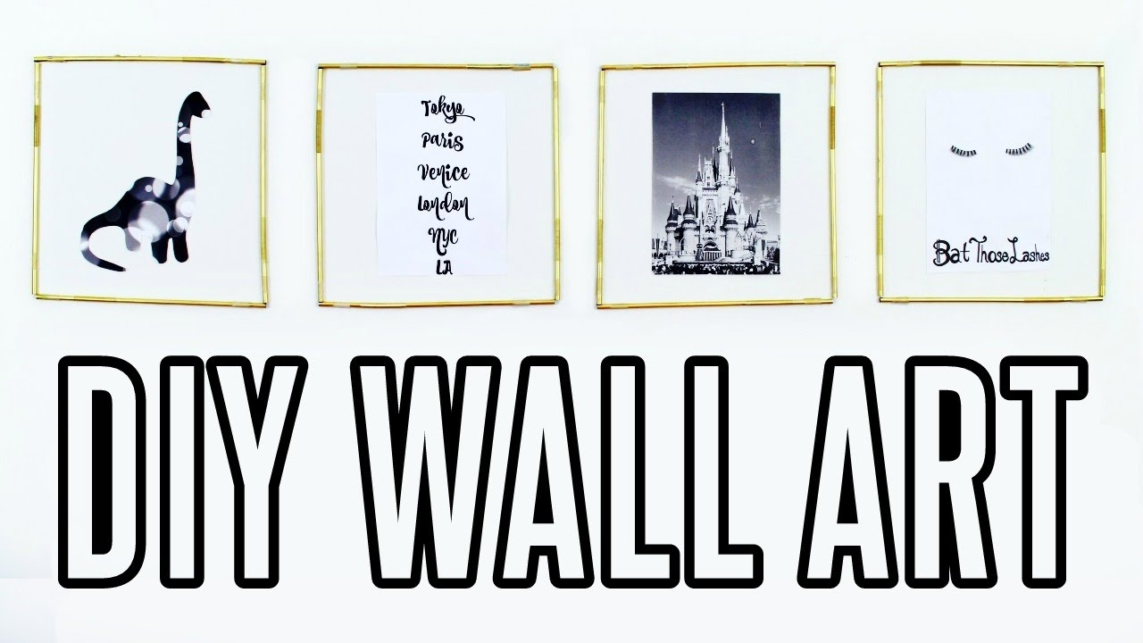 Featured Photo of Tumblr Wall Art