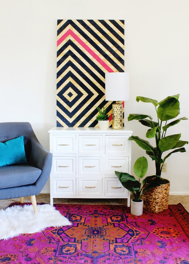 Diy Wall Art With Most Up To Date Diy Wall Art Projects (Gallery 8 of 20)