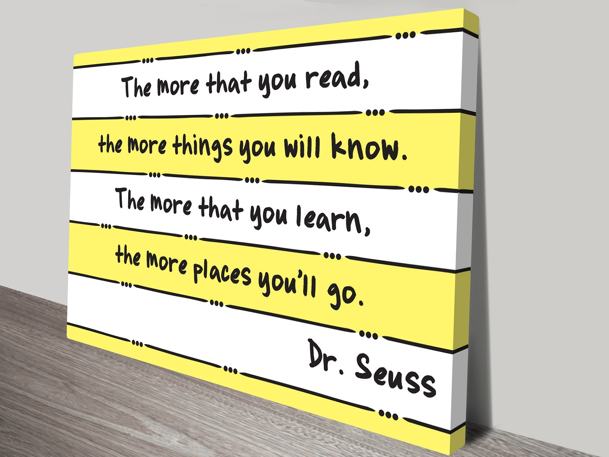 20 Photos Dr Seuss Wall Art