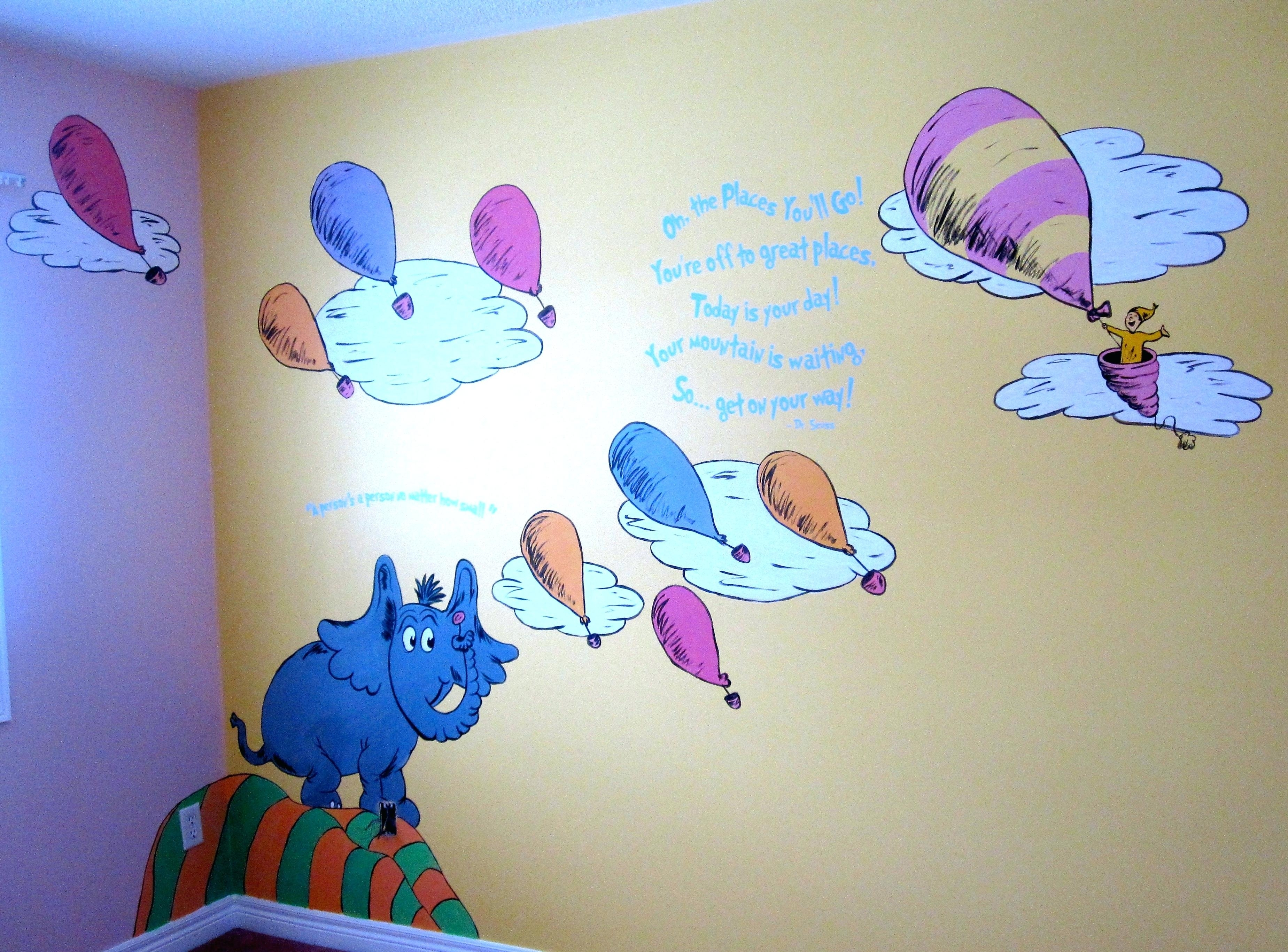 Dr Seuss Wall Decals Singapore (View 14 of 20)