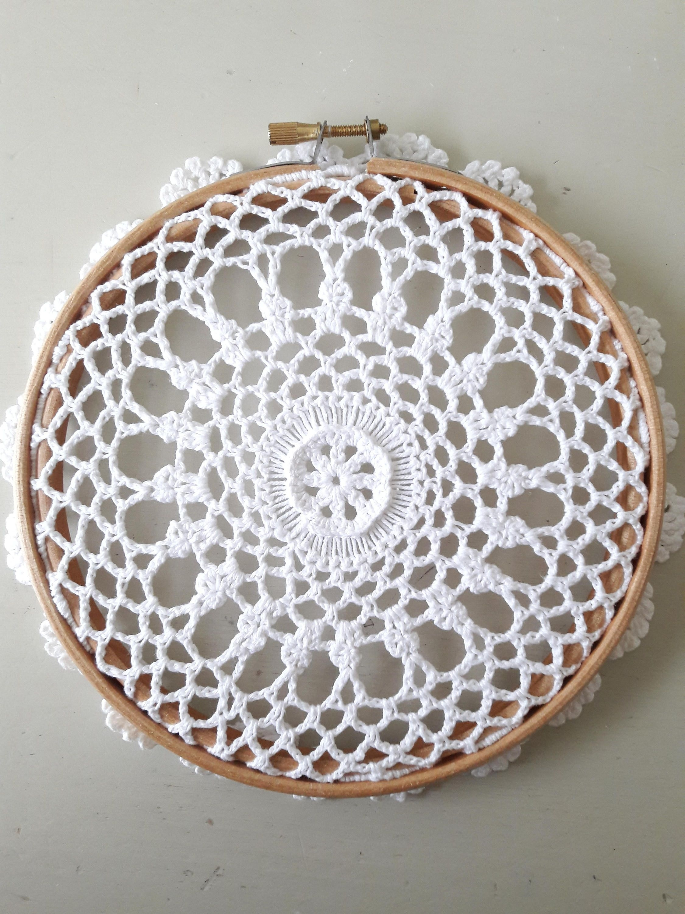 Dream Catcher, Wall Hanging, Dreamcatcher, Wall Decor, Boho Decor In Most Recently Released Crochet Wall Art (View 13 of 20)