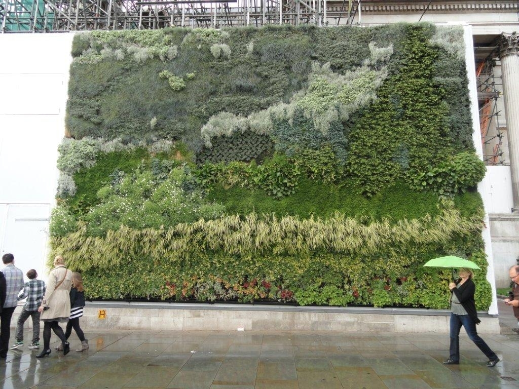 Europe Journal – Green Wall Art – Landscape+Urbanism For 2018 Green Wall Art (View 7 of 20)