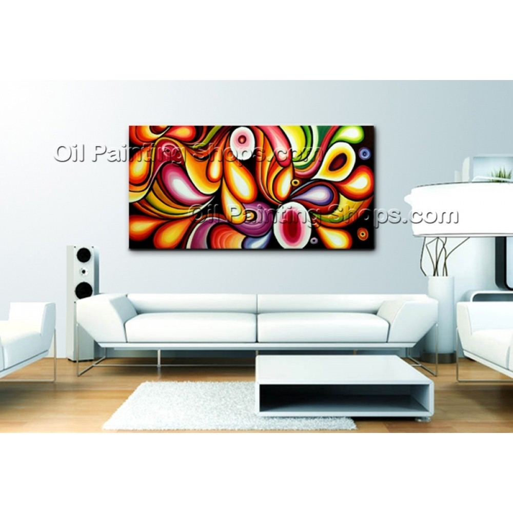 Extra Large Wall Art Original Modern Abstract Oil Painting On With Regard To Most Recently Released Extra Large Wall Art (View 11 of 20)
