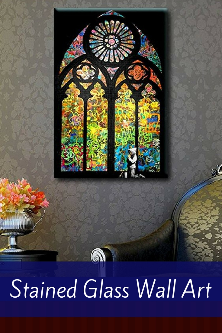 Extravagant, Trendy And Elegant Stained Glass Wall Art Decor With Regard To Newest Stained Glass Wall Art (View 8 of 20)