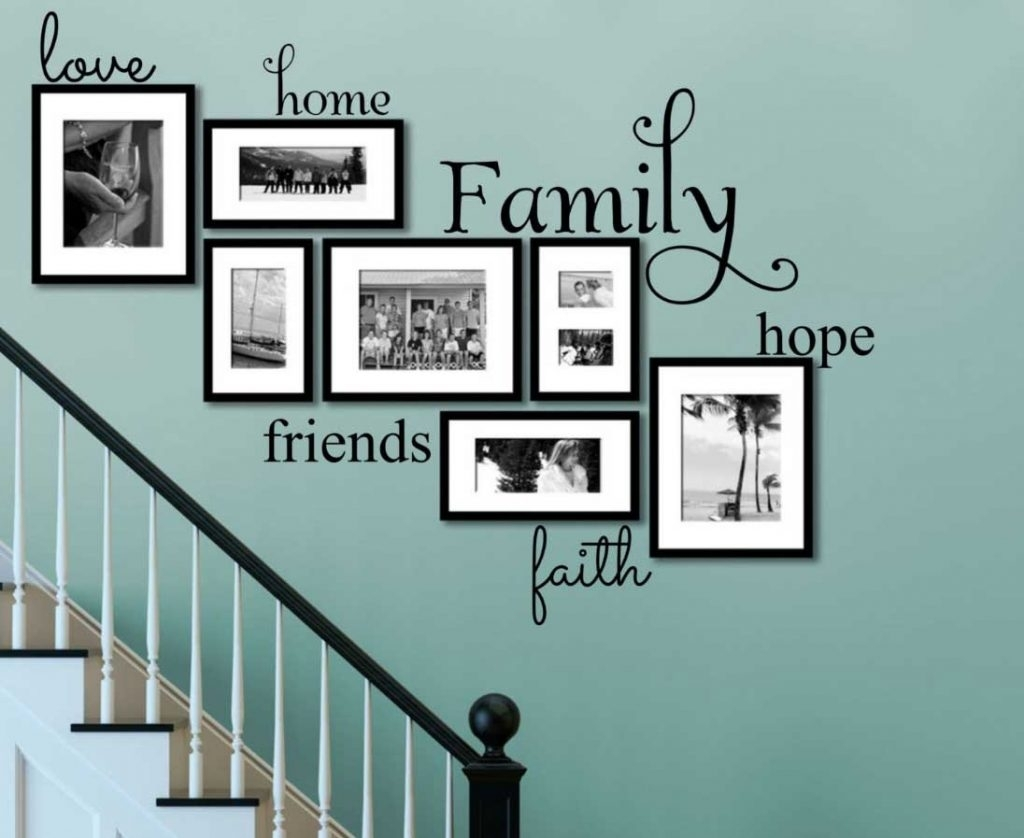 Family Wall Art Ideas – Blogtipsworld With Regard To Most Recent Family Wall Art (View 10 of 15)