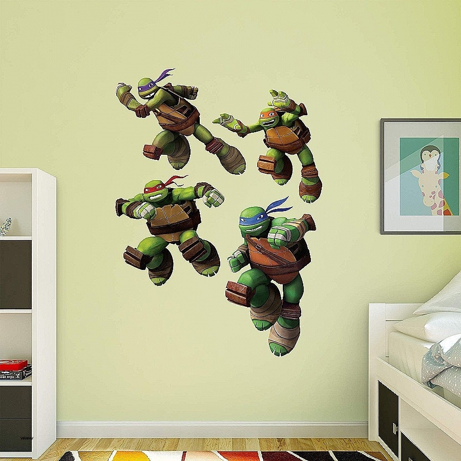 Fantastic Ninja Turtle Wall Decor Collection Art & Wall Decor Regarding Most Current Ninja Turtle Wall Art (Gallery 14 of 20)