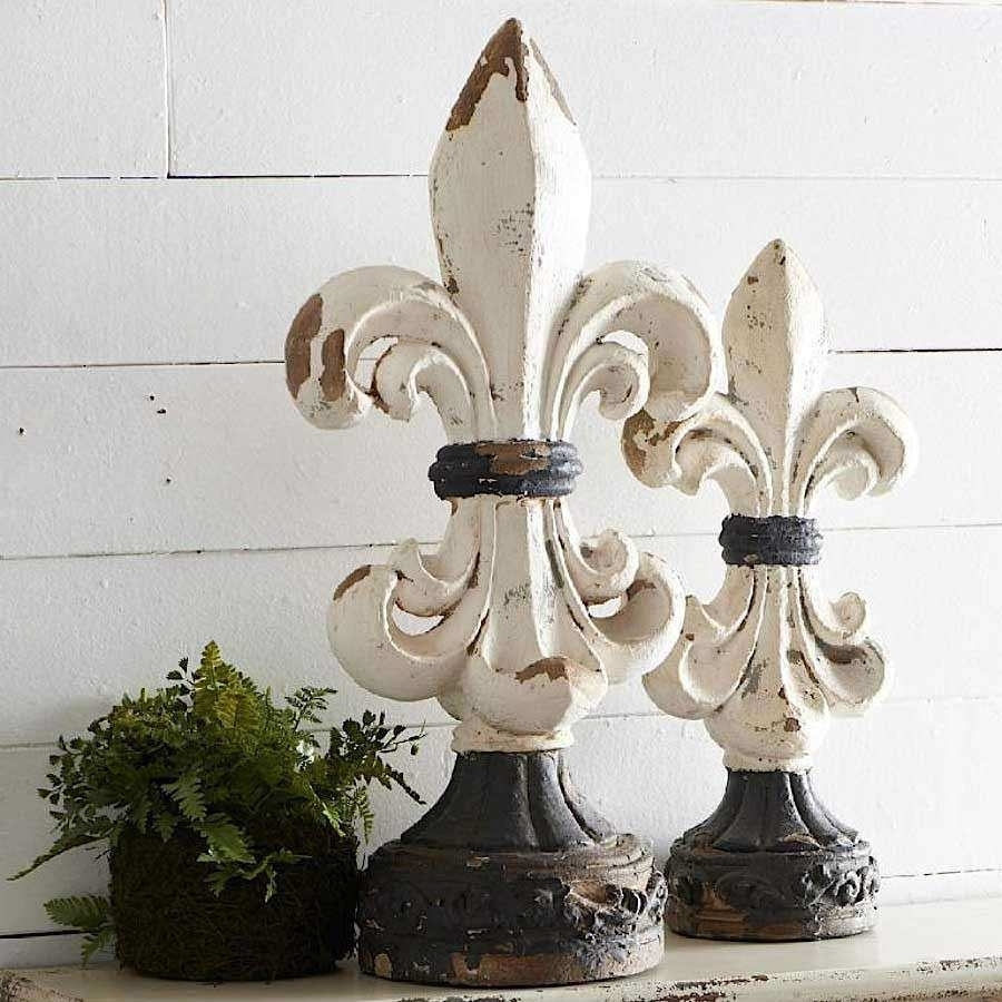 Fleur De Lis Wall Art Best Of Top 28 Fleur De Lis Home Decor 20 Within Best And Newest Fleur De Lis Wall Art (View 10 of 20)