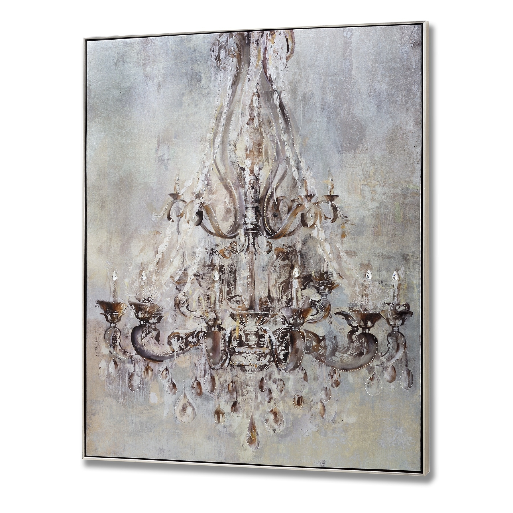 Featured Photo of Chandelier Wall Art