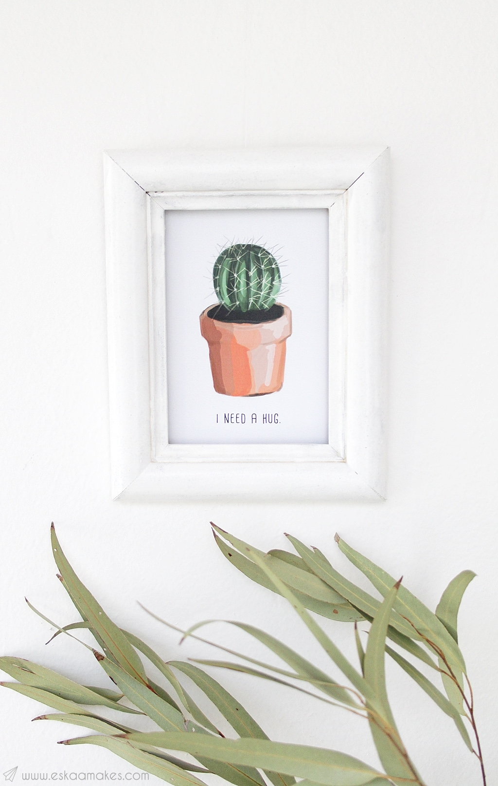 Free Digital Wallpaper And Wall Art: Cacti Love » [Es.kaa (View 14 of 20)