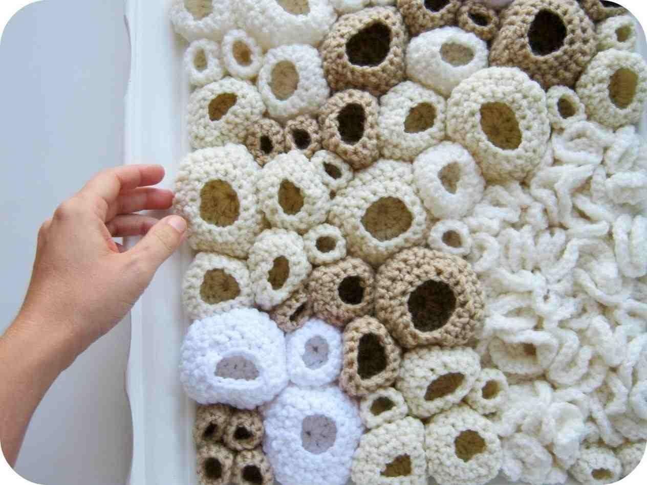 Free Owl Patternsrhcraftsycom Hootworthy Crochet Wall Art Patterns regarding Newest Crochet Wall Art