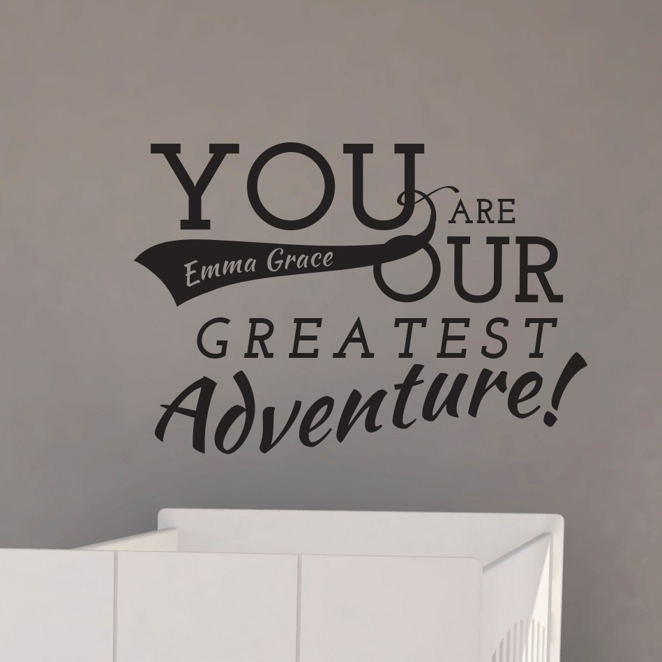 Fresh Custom Text Wall Art Gallery | Wall Decoration 2018 Intended For 2018 Custom Wall Art (Gallery 13 of 20)