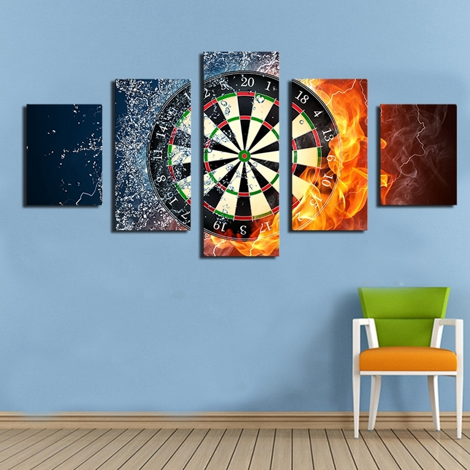 Fresh Target Wall Art Paintings | Wall Decorations for Recent Target Wall Art