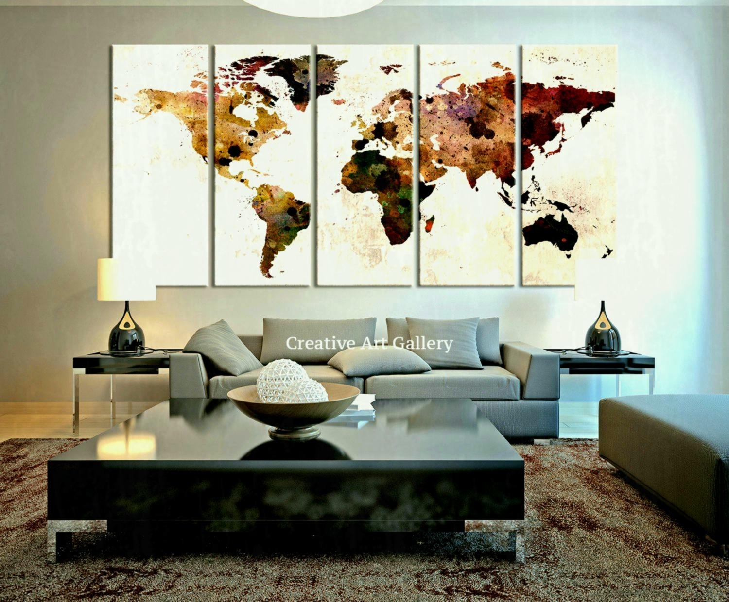 Full Size Of Oversized Canvas Wall Art Sets Home Decor Piece in Current Cheap Oversized Canvas Wall Art