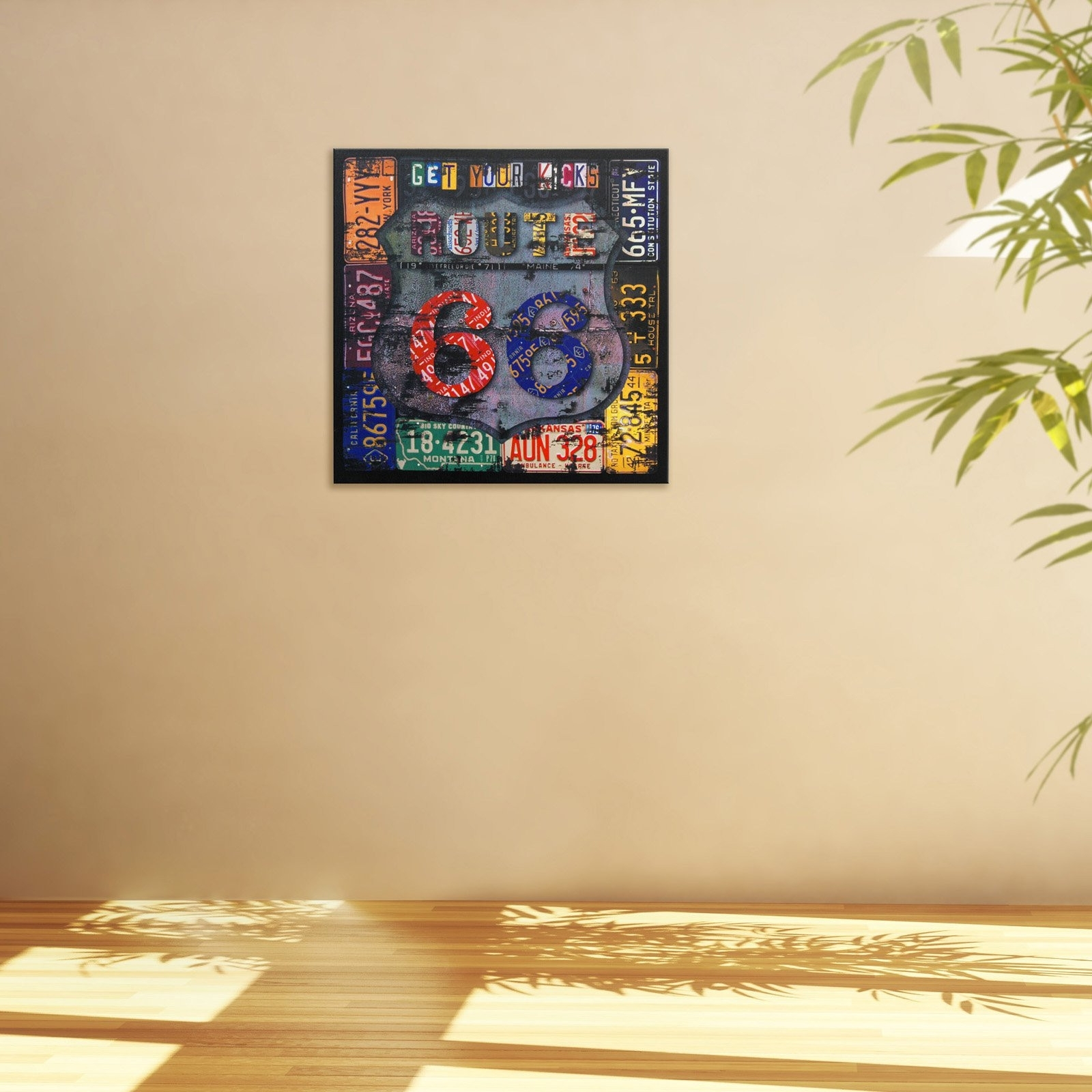 Funky Walmart Wall Art Canvas Position The Wall Art Decorations for Recent Walmart Wall Art